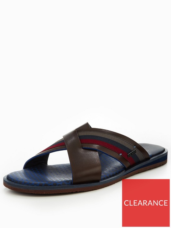 b16f49c82dce Ted Baker Farrull Crossover Mule