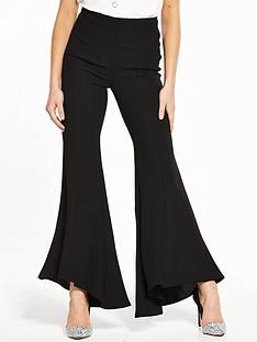 v-by-very-flared-hem-trouser