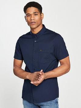 lee-jeans-slim-short-sleeved-shirt