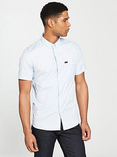lee-lee-jeans-slim-printed-short-sleeved-shirt