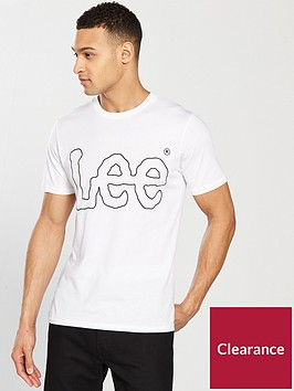 lee-jeans-logo-t-shirt
