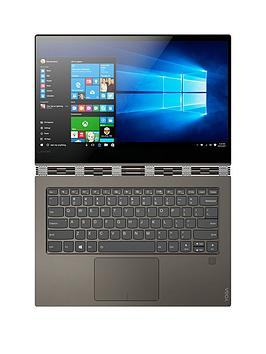 Image of Lenovo Yoga 920-13Ikb Intel&Reg; Core&Trade; I5, 8Gb Ram, 256Gb Ssd, 13.9 Inch Full Hd Touchscreen 2-In-1 Laptop With Optional Microsoft Office 365 Home - Bronze