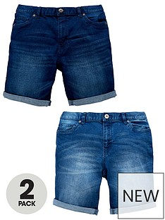 v-by-very-2pk-denim-shorts