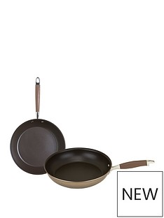 anolon-advanced-umber-frying-pan-twin-pack