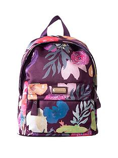 kangol-floral-backpack