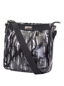 kangol-leaf-print-cross-body