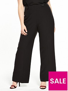 v-by-very-curve-button-detail-high-waisted-wide-leg-trouser-black