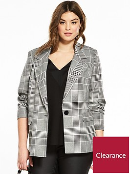 v-by-very-curve-check-blazer