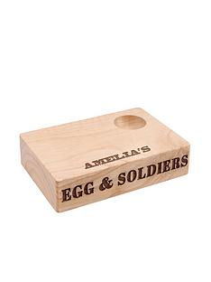 personalised-egg-amp-soldiers-wooden-board