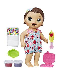 baby-alive-snackin-lily-brown-sculpt-hair