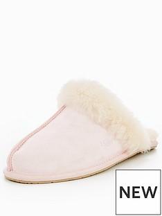 ugg-scuffette-ii-mule-slippers-ndash-seashell-pink