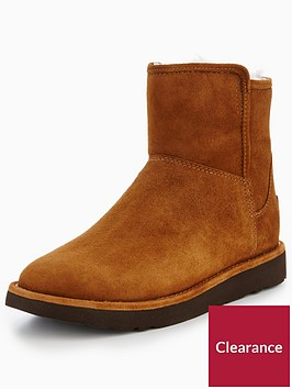 ugg-abreenbspfully-lined-zipper-mini-boots-brown