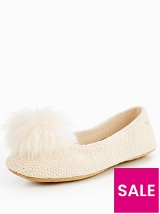 ugg-andi-ballet-slipper-ndash-cream
