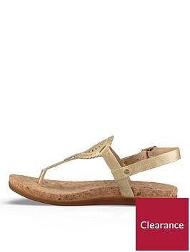 ugg-aydennbsptoe-post-sandal-gold