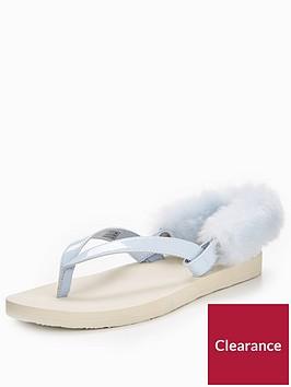 ugg-laalaanbspslingback-flat-sandal-blue