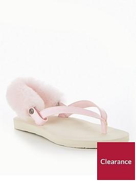 ugg-laalaanbspsling-back-flat-sandals-pink