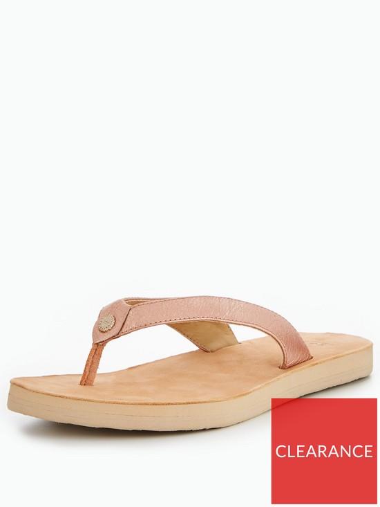 48d01ba3332 Tawney Flip Flops – Rose Gold