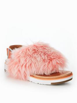 Ugg Holly Fluff Sandal