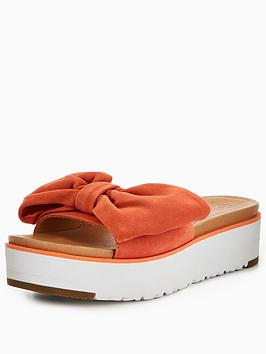 Ugg Joan Bow Flat Sandal
