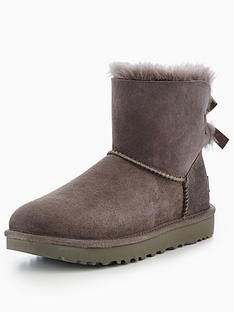 ugg-mini-bailey-bow-ii-boot-grey