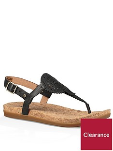 ugg-aydennbsptoe-post-sandal-black