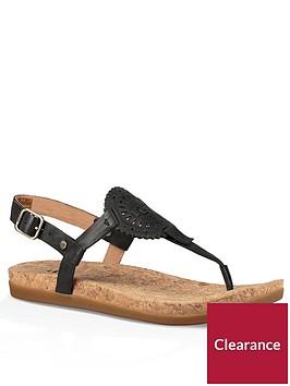ugg-aydennbsptoe-post-sandal-black