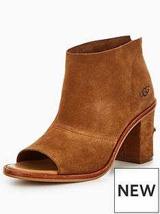 ugg-ginger-peep-toe-ankle-boot-chestnut