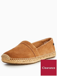 ugg-renadanbspsuede-espadrille-shoes-brown