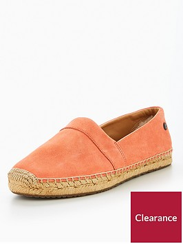 ugg-renadanbspsuede-espadrille-pumps-orange
