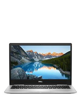 Image of Dell Inspiron 13-7000 Series, Intel&Reg; Core&Trade; I7-8550U Quad-Core Processor, 8Gb Ddr4 Ram, 256Gb Ssd, 13.3 Inch Full Hd Laptop - Aluminium Silver - Laptop Only