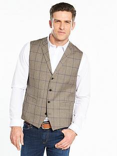 skopes-bevington-check-waistcoat