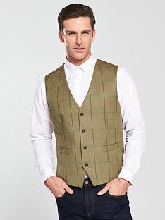 skopes-mcardle-check-tweed-waistcoat