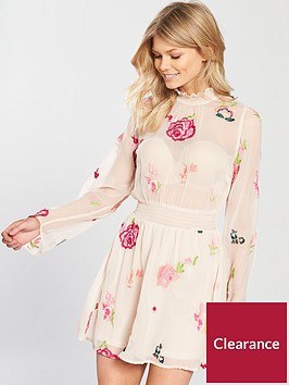 v-by-very-petite-embroidered-skater-dress