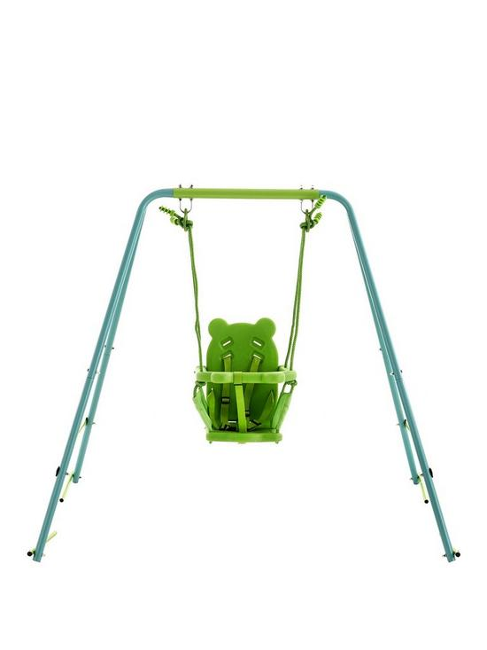 Sportspower Toddler Swing With Nursery Booster Seat Very Co Uk