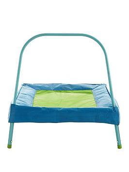 Sportspower My First Junior Trampoline - Blue
