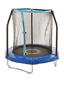 sportspower-6ft-easi-store-trampoline-with-flip-pad