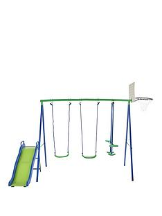 sportspower-multi-play-swings-glider-slider-amp-basketball-net
