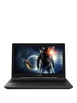 Image of Asus Fx503Vd Intel&Reg; Core&Trade; I5, 8Gb Ram, 1Tb Hard Drive, 15.6 Inch Full Hd Gaming Laptop With Geforce Gtx1050 2Gb Graphics - Black