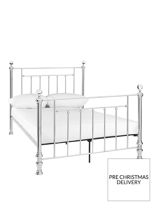 Groovy Skye Metal Bed Frame Onthecornerstone Fun Painted Chair Ideas Images Onthecornerstoneorg