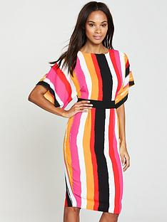 v-by-very-stripe-pencil-dress