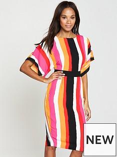 v-by-very-stripe-pencil-dress