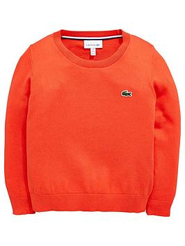 lacoste-classic-crew-neck-sweater