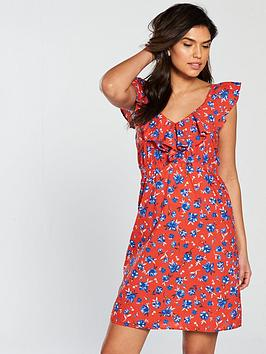 v-by-very-printed-cotton-dress