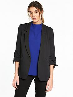 river-island-blazer--black