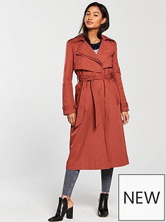 river-island-river-island-oversized-double-collar-trench-coat--terrocota