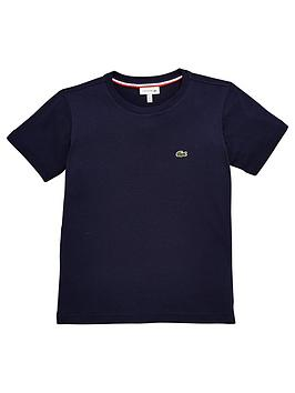 lacoste-classic-boys-short-sleeve-t-shirt-navy-blue