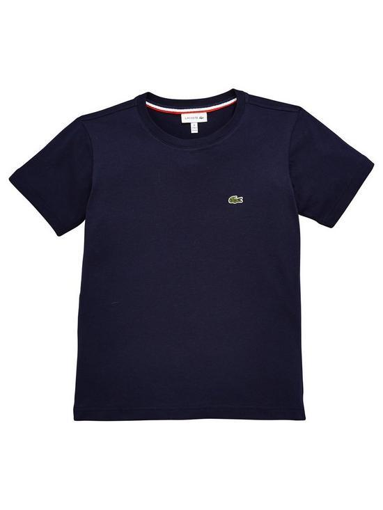 4868bb34f37b Lacoste Classic Short Sleeve T-shirt