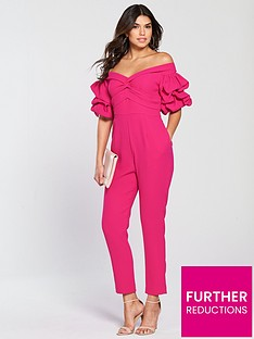 v-by-very-bardot-sleeve-detail-jumpsuit