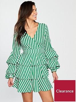 v-by-very-stripe-tiered-shirt-dress