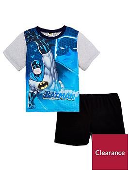 batman-boys-shorty-pyjamas